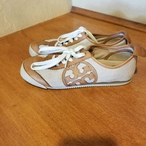 Authentic Tory Burch Tennis Shoes Size 7.5